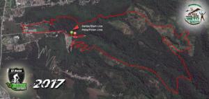 mapa aereo 1era etapa 2017