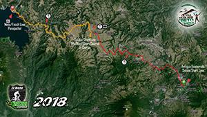 mapa aereo 3era etapa 2017